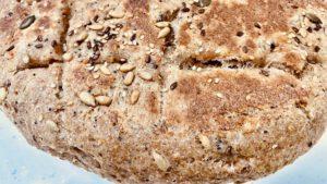 Pan de Harina de Espelta y Arroz