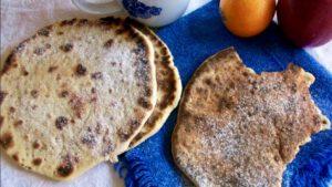 Tortitas de Aceite con Naranja y Anís - Vegano
