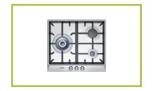 Cocinar con gas y saladmaster