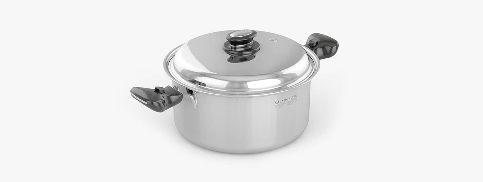 Elipsu Ollas Saladmaster titanio 7 litros