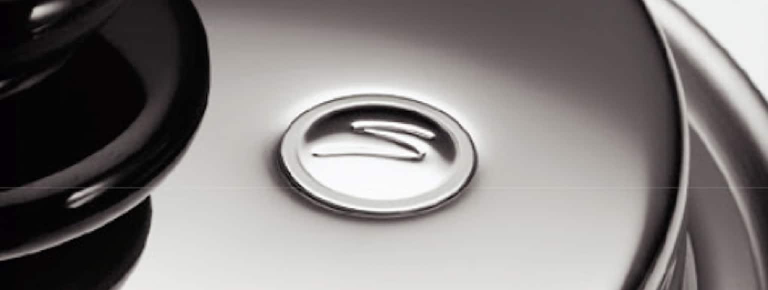 Sistema semi-vacío Saladmaster, permite cocinar a baja temperatura